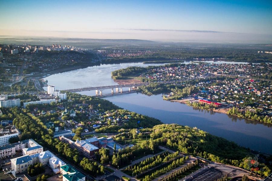 Уфа - Россия Города
