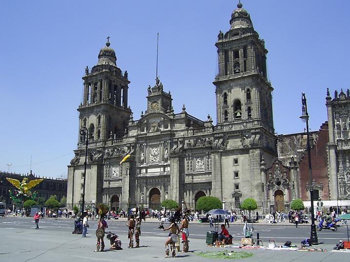 Пуэбла - Мексика Города