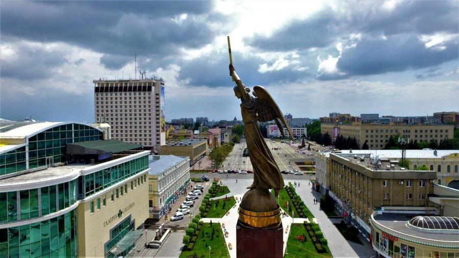 Ставрополь - Россия Города