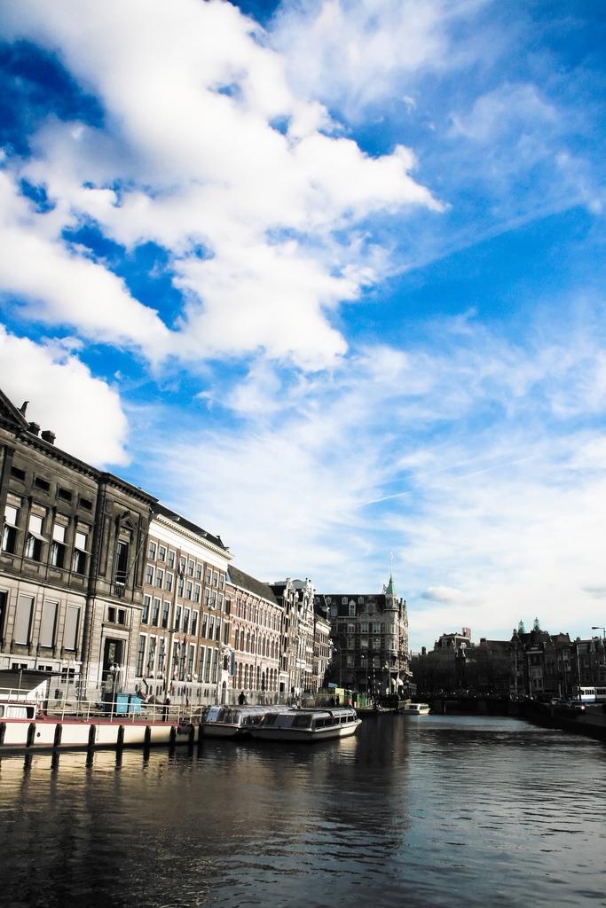 Амстердам - Нидерланды Города