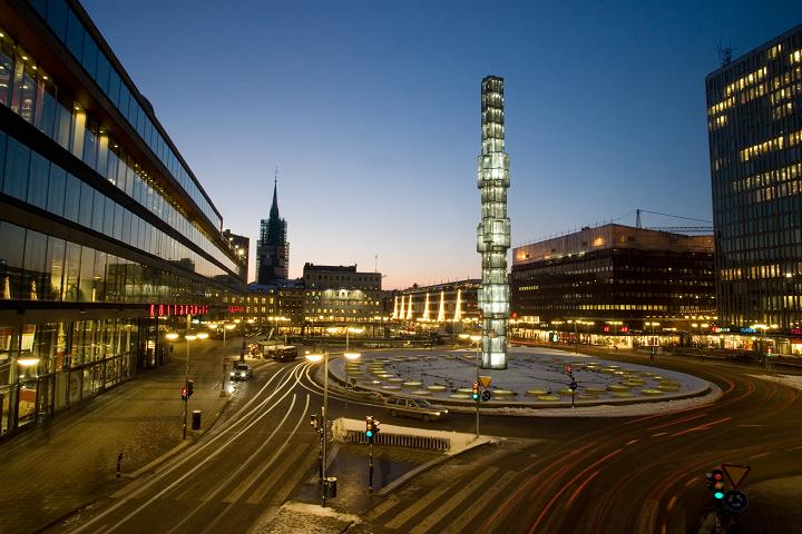 Стокгольм - Швеция Города