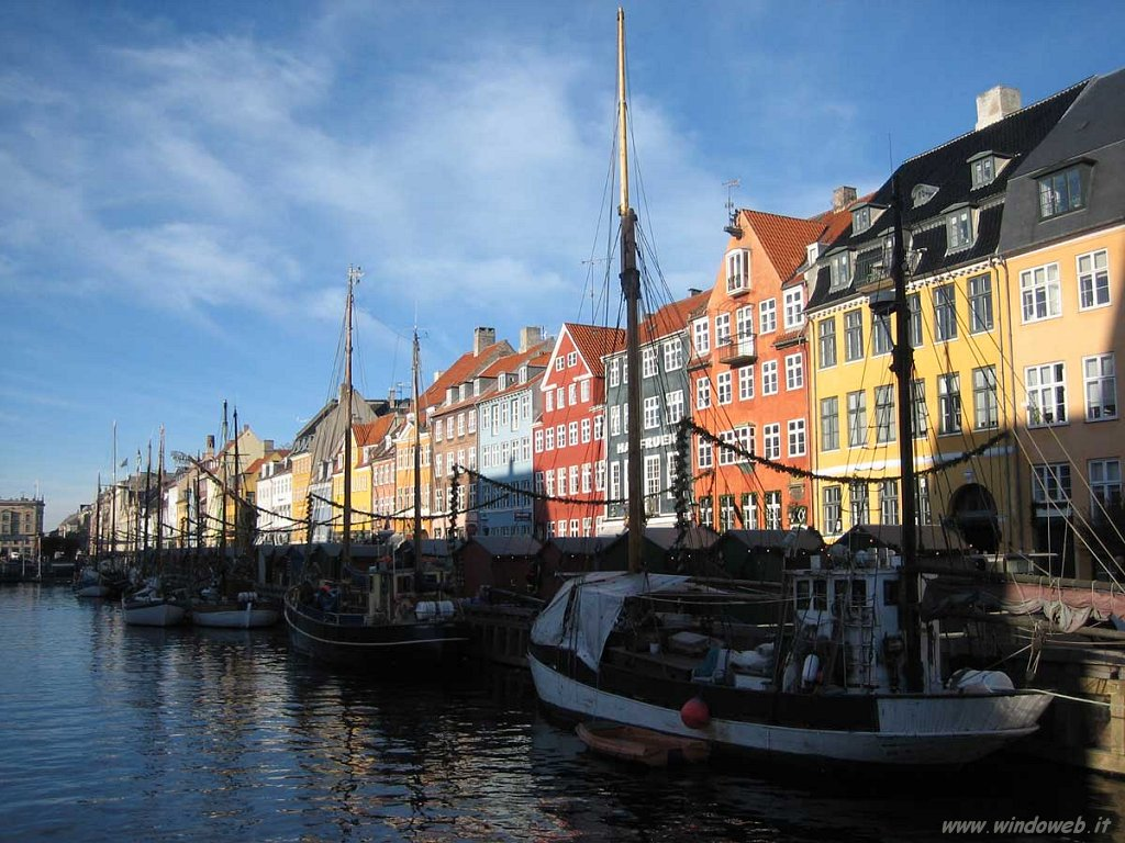 Copenhagen - Denmark cities
