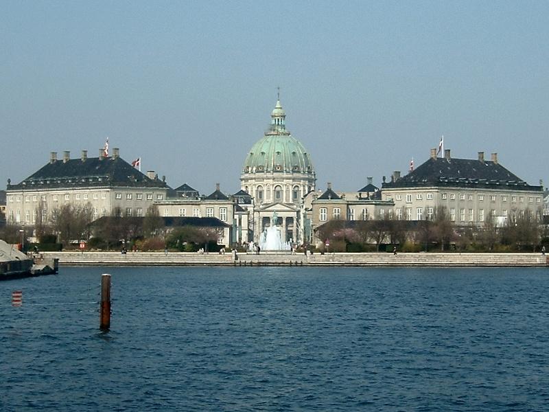Copenhagen - Denmark cities