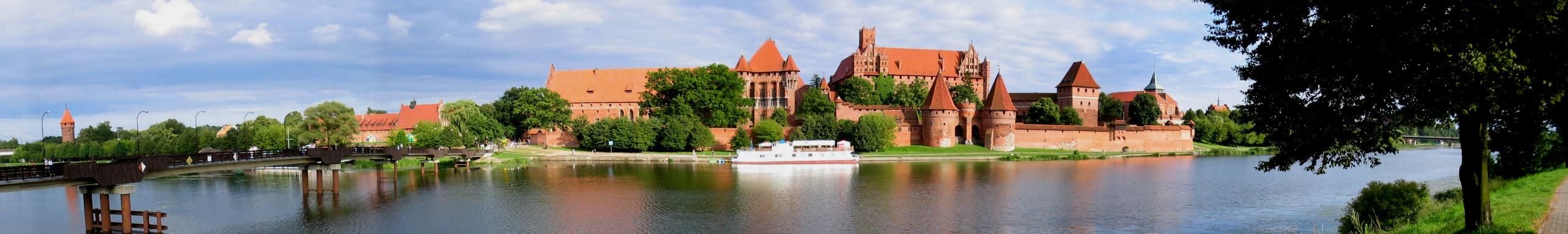 Мальборк - Польша Города