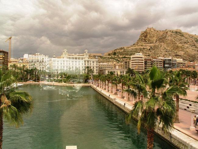Аликанте - Испания Города