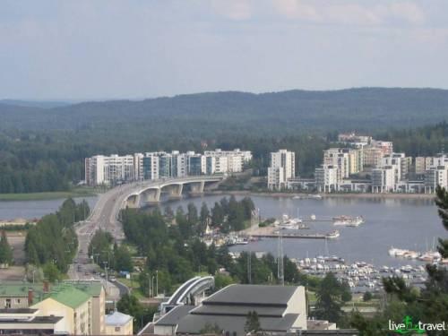 Ювяскюля - Финляндия Города