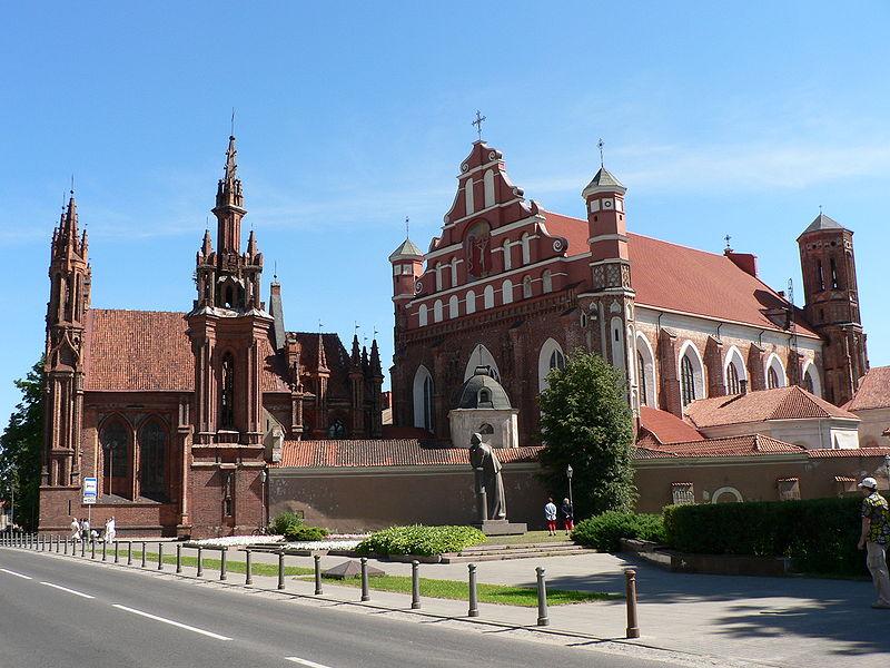 Вильнюс - Литва Города