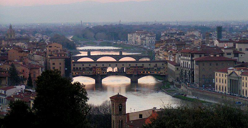 Флоренция - Италия Города