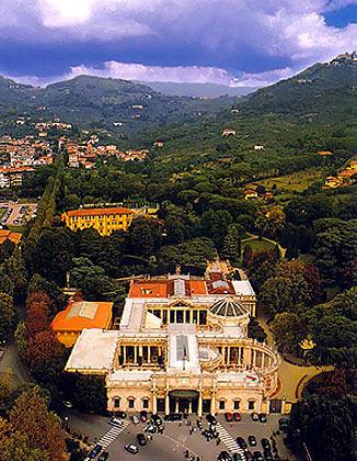 Монтекатини Терме - Италия Города