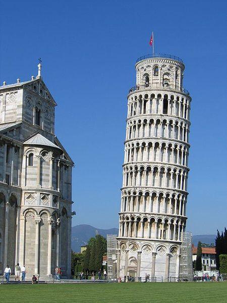 Пиза - Италия Города