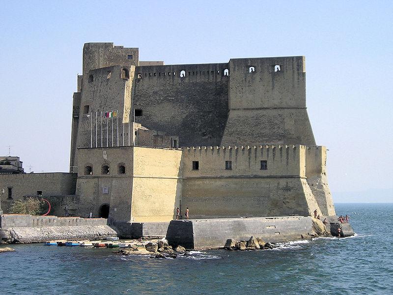 Неаполь - Италия Города