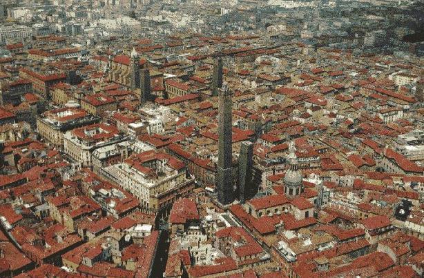 Болонья - Италия Города
