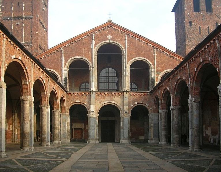 Милан - Италия Города