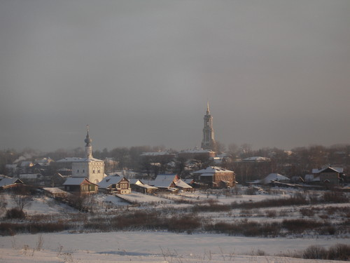 Suzdal - Russia cities