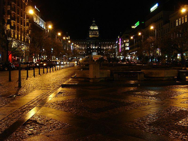 Прага - Чехия Города