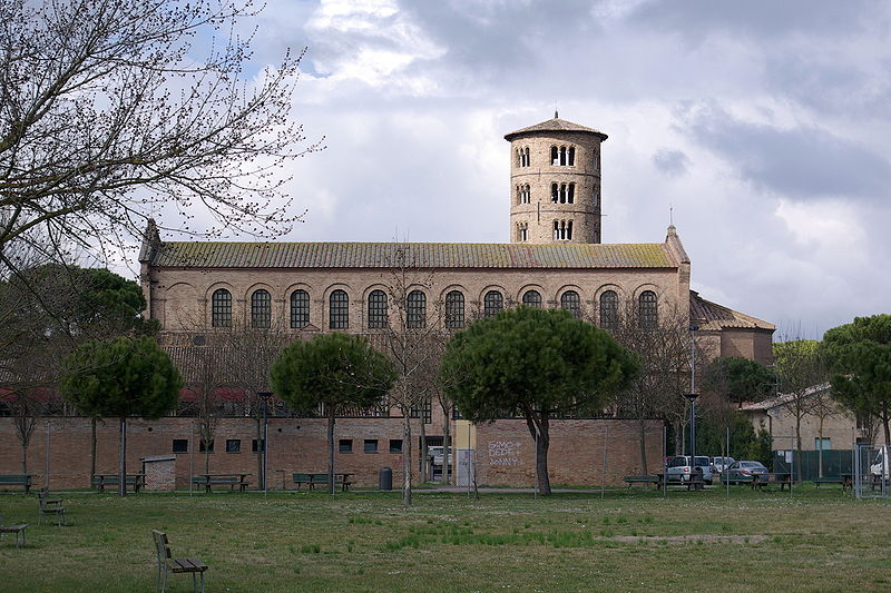 Равенна - Италия Города