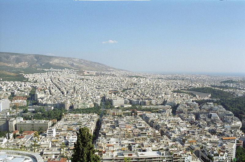 Афины - Греция Города