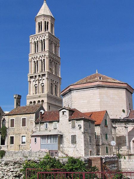 Сплит - Хорватия Города
