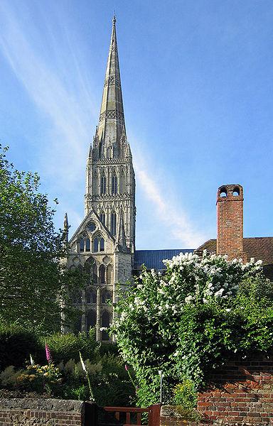 Солсбери - Великобритания Города