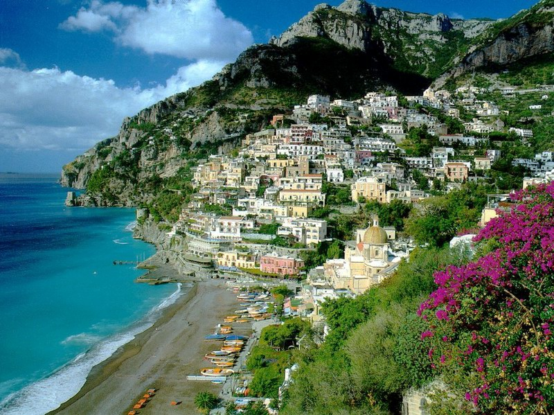 Positano - Italy cities