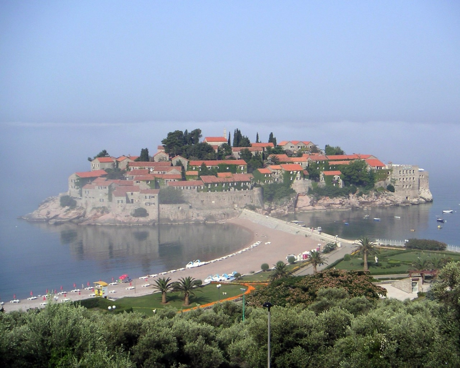 Тиват - Черногория Города