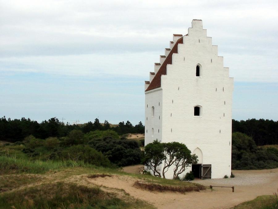 Скаген - Дания Города