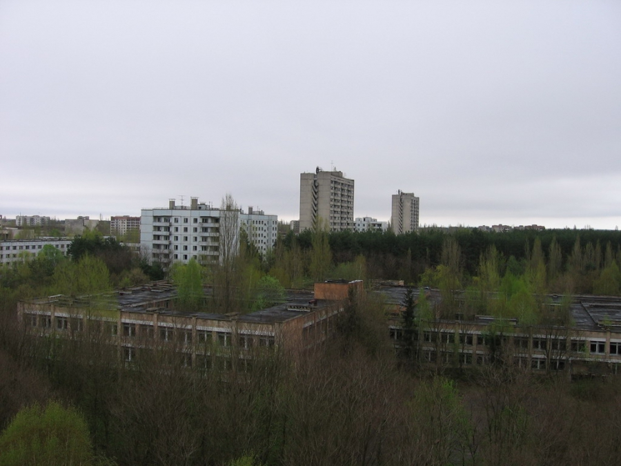 Chernobyl - Ukraine cities