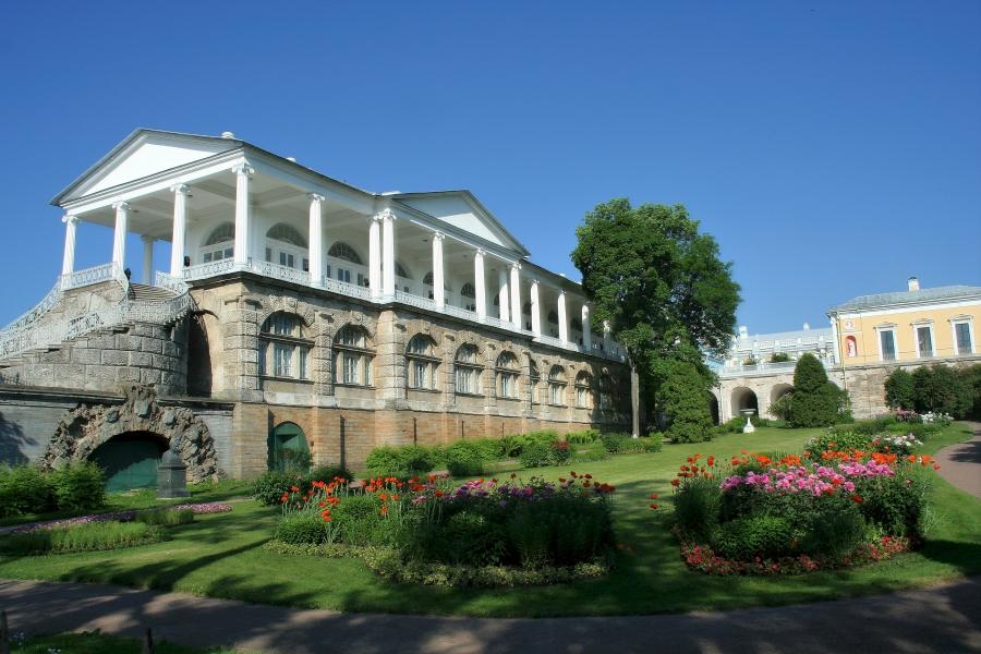 Pushkin - Russia cities