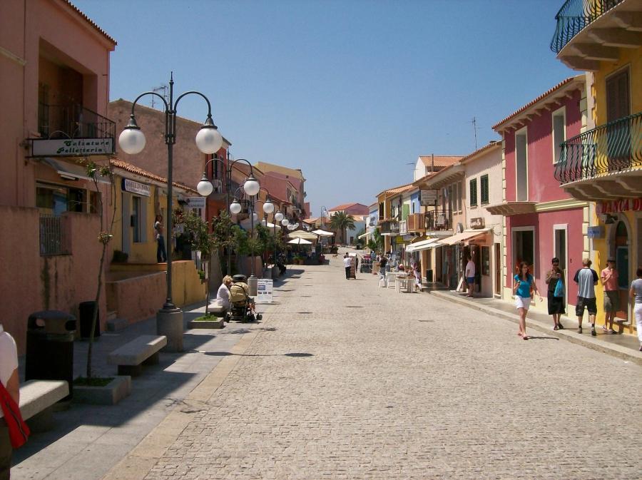 Santa Teresa di Gallura - Italy cities
