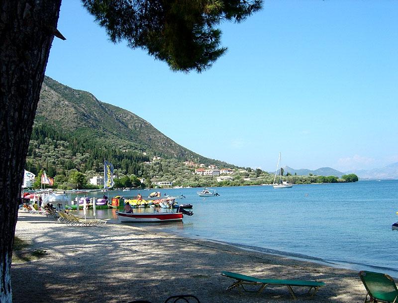 Nydri - Greece cities