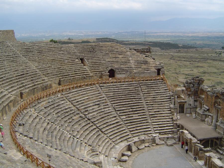 Hierapolis - Turkey cities