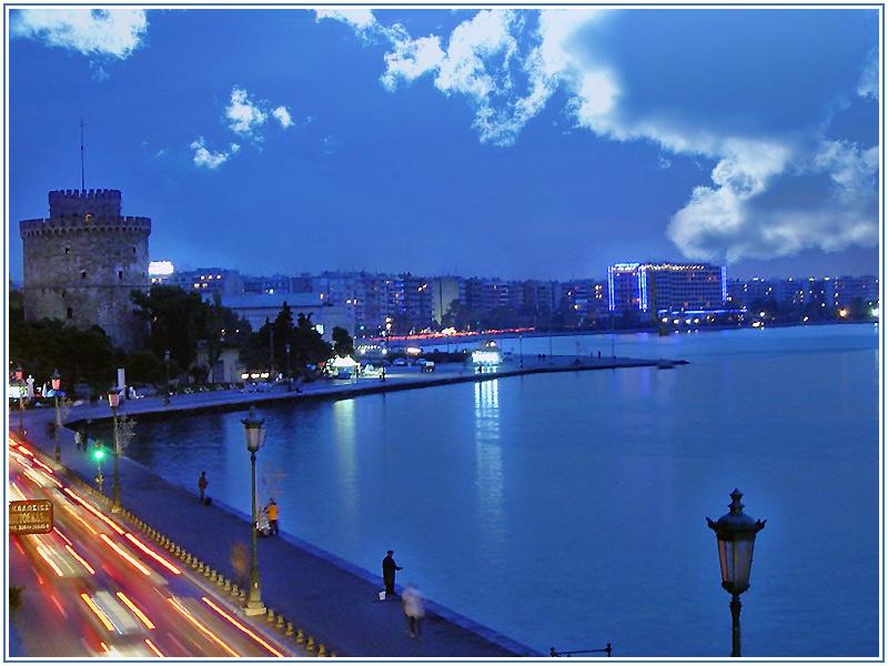 Thessaloniki - Greece cities