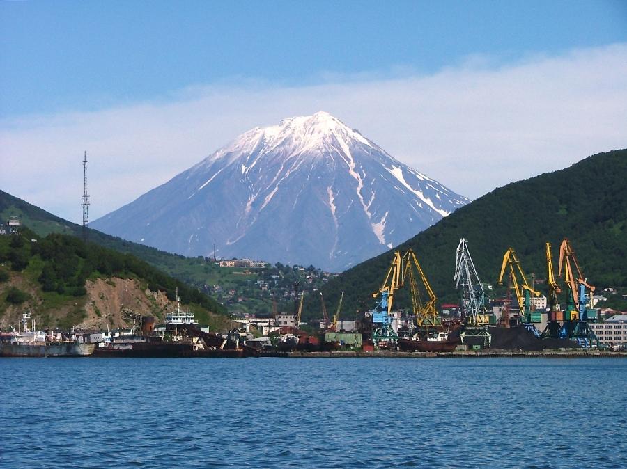 Petropavlovsk-Kamchatskii - Russia cities