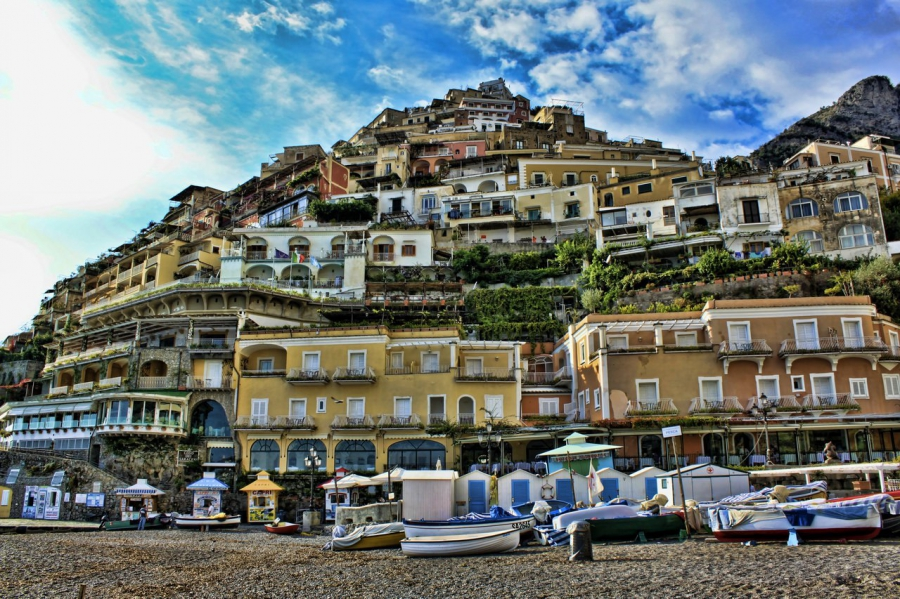 Positano - Italy cities