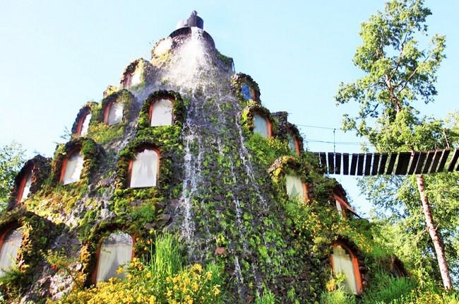 Huilo Huilo Montaña Mágica Lodge - Чили Отели
