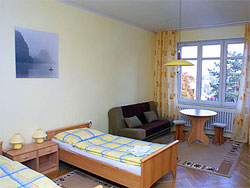 3*Villa Flamingo - Чехия Отели