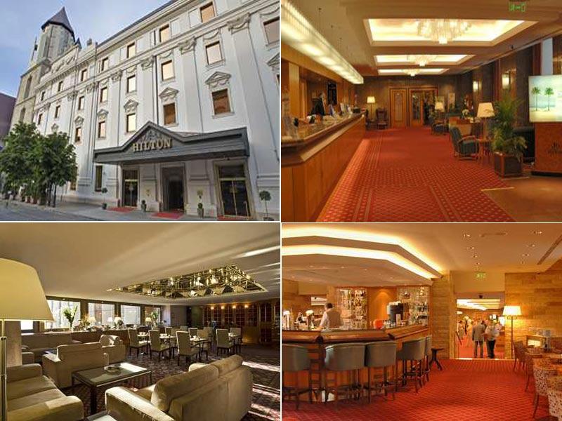 5*Hilton Budapest - Венгрия Отели
