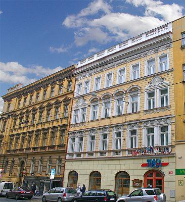 3*Tosca - Чехия Отели