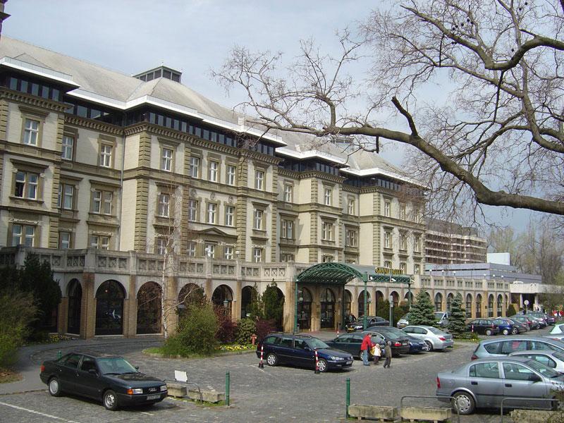 4*Danubius Grand Hotel Margitsziget - Венгрия Отели