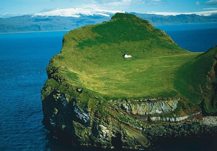 Elliðaey - Исландия Курорты