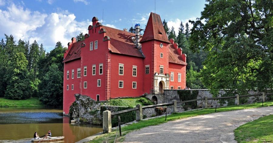 Červená Lhota - Czech Republic resorts