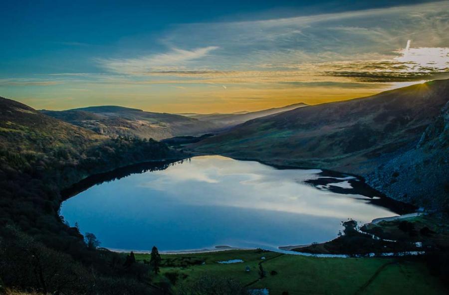 Sally Gap - Ireland resorts