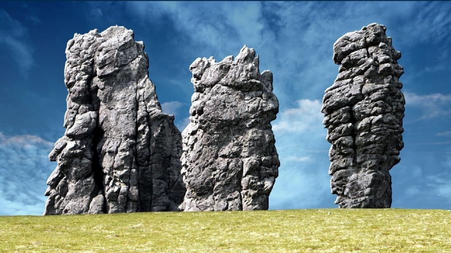 Stolby (Pillars) - Russia resorts
