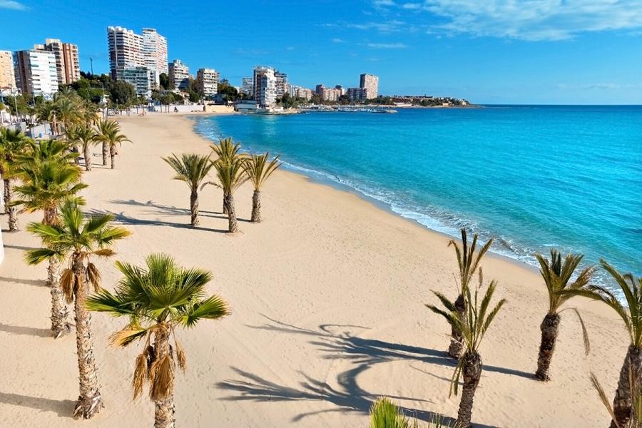 Коста бланка - Испания Курорты