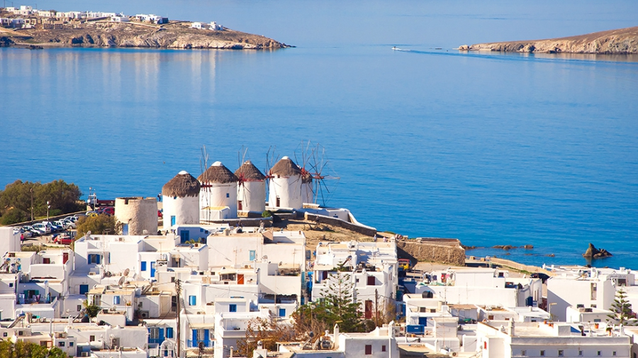 Mykonos - Greece resorts