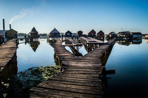 Бокоди - плавучая деревня в Венгрии - Венгрия Курорты