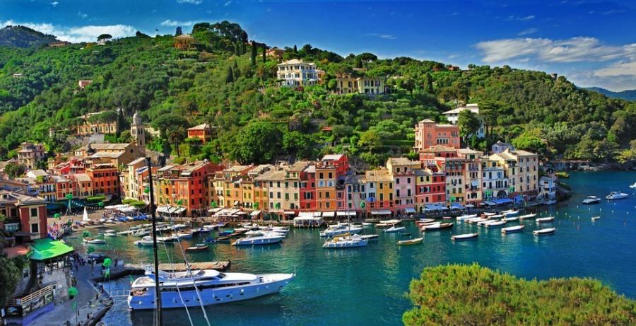 Итальянская Ривьера - Италия Курорты