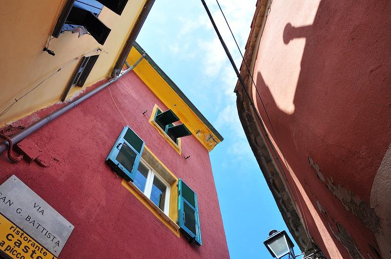 Чинкве-Терре - Италия Курорты