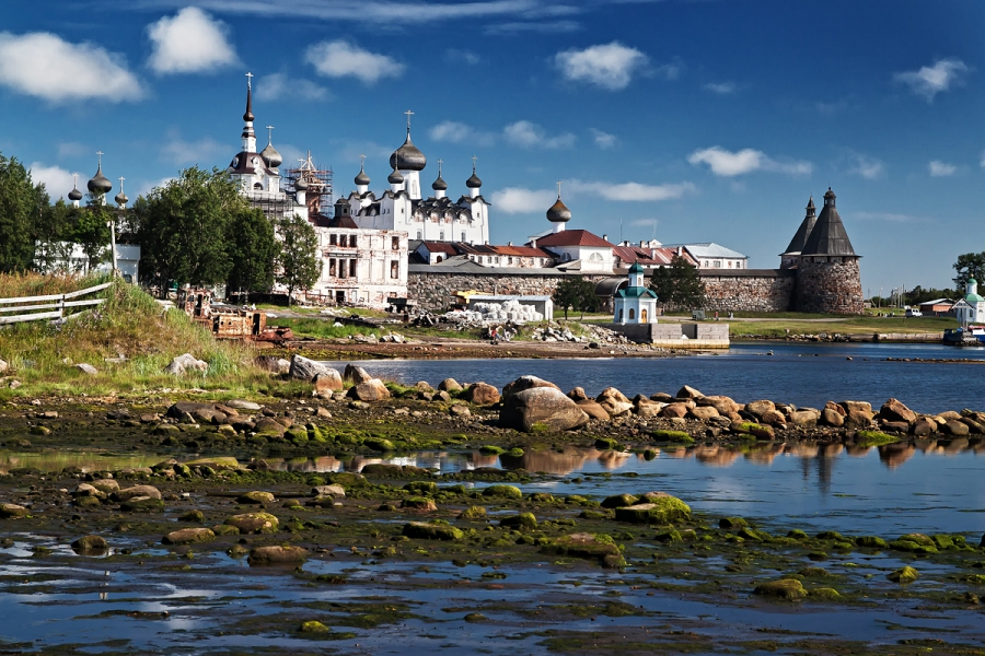 Solovetsky Islands - Russia resorts
