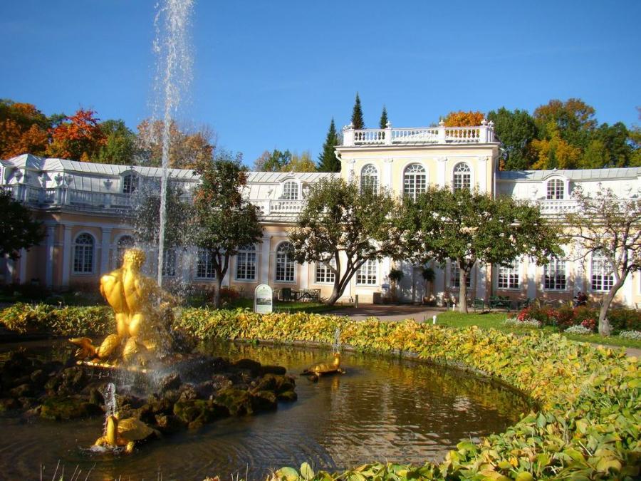 Peterhof - Russia resorts